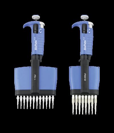 BioPette Plus Multichannel Pipettes