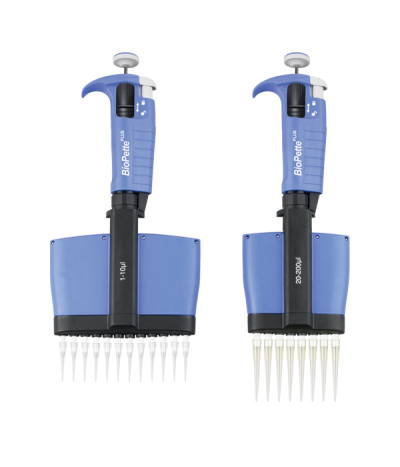 BioPette Plus Multichannel Pipettes