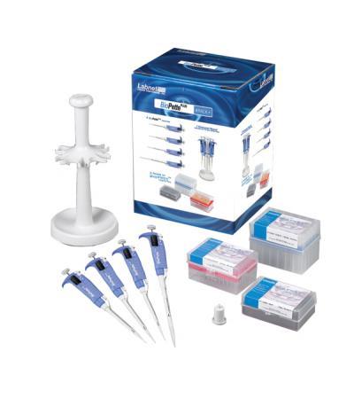 BioPette Plus 4-Pack Starter Kit