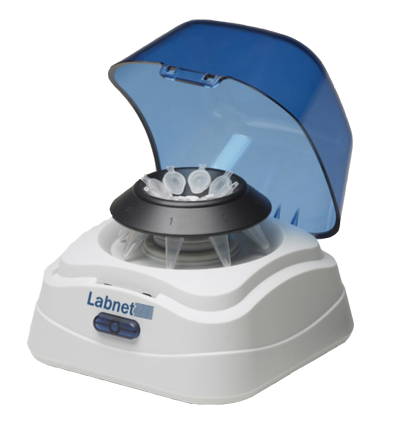 New mini microcentrifuges from Labnet International