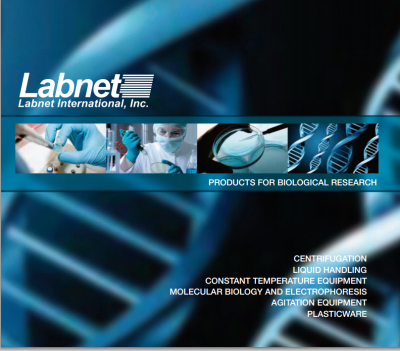 Labnet International product catalogue