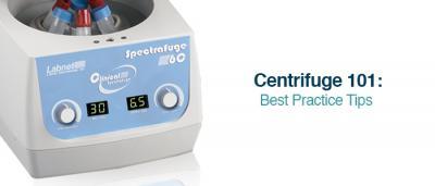 Labnet International Centrifuge 101: Best Practice Tips header