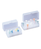 50 Place Box with Telescoping Lid, PP