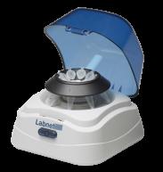 Labnet mini microcentrifuge blue