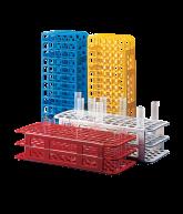 Large Capacity Test Tube Rack, PP