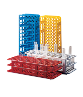 Large Capacity Test Tube Rack, PP