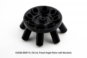 C0336-850F Fixed Angle Rotor