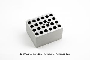 D1105A Block, 24 x 1.5mL Tubes