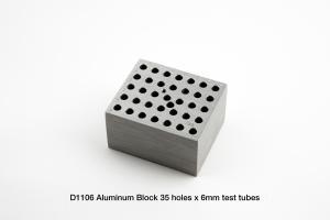 D1106 Block, 35 x 6mm Tubes