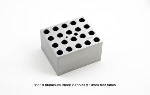 D1110 Block, 20 x 10mm Tubes