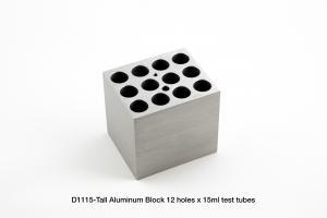 D1115-TALL Block, 12 x 15mL Tubes