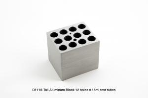 D1115-TALL Block, 12 x 15mL Tubes