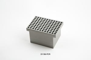 D1196-PCR Single Block, 96 Well PCR Plate