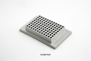 D1296-PCR Dual Block, 96 Well PCR Plate