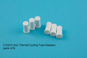 C1222 Individual Adapters for 0.2mL Thermal Cycling Tubes