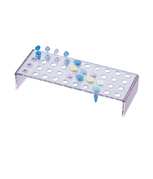 Clear Microtube Rack