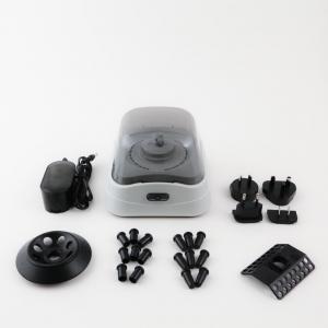 C1601 mini centrifuge and accessories