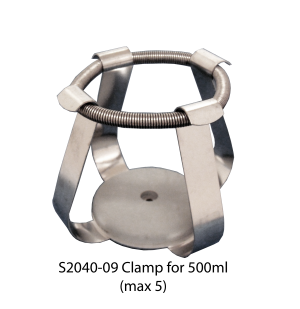 Clamp for 500ml
